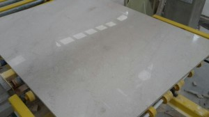 White Beige slab polished finish (4)