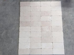 Burdur Beige Tumbled Bricks