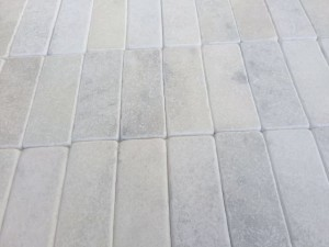 Mugla White Tumbled Bricks