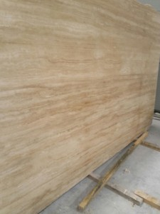 Vein cut classic travertine polished filled finish (4)